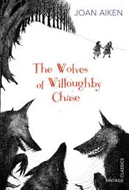 The Wolves of Willoughby-cover