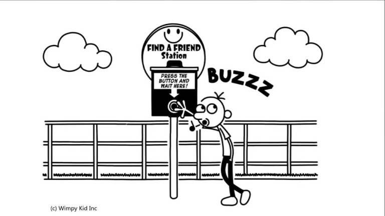 Diary Of A Wimpy Kid The Last Straw Saved You A Spot