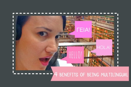 4 benefits of being Multilingual