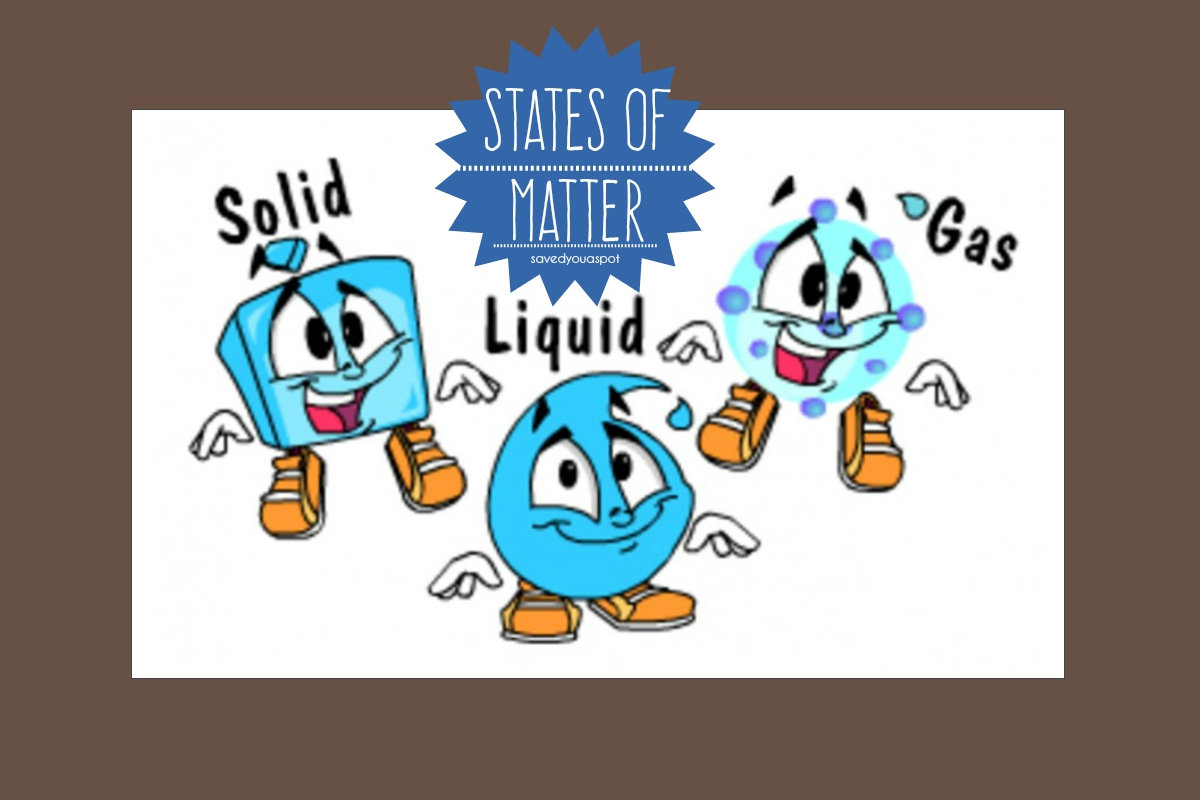 What s the matter 3 states of matter for kids saved you for What s a solid