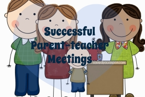 parent-teacher meeting