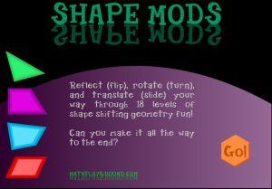 Shape Mods
