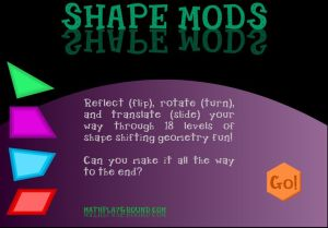 Shape Mods