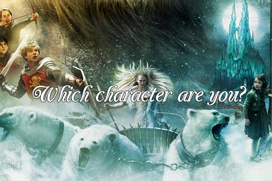 Which character are you?