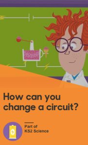 How can you change a circuit?