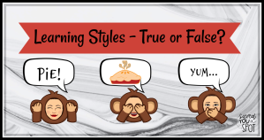 Learning Styles - True or False_